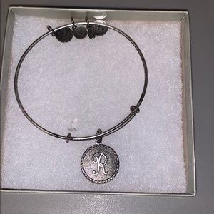 Alex and ani R initial